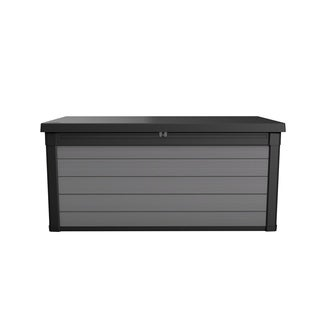 Keter Premier 150 Gallon Plastic Resin Outdoor Deck Box