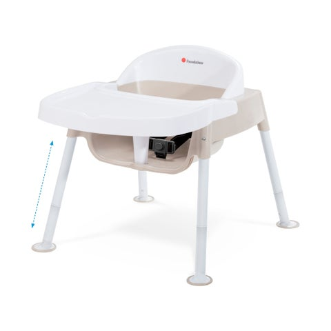 """Secure Sitter Premier Adjustable Feeding Chair 7"""", 9"""", 11"""" & 13"""" Seat Height - Single Pack"""