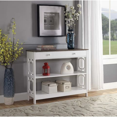Copper Grove Hitchie 1-Drawer Console Table