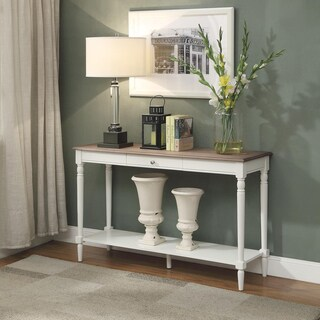 Laurel Creek Georgia Console Table w/ drawer and shelf