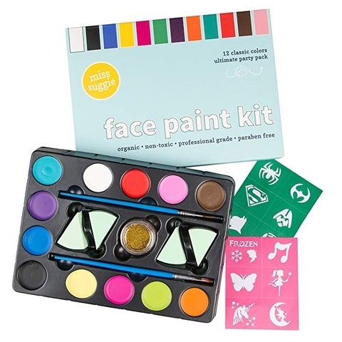 Miss Suggie Organic Face Paints