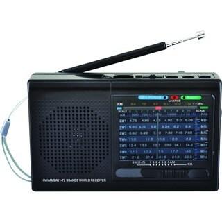 Supersonic 9 Band Bluetooth Radio