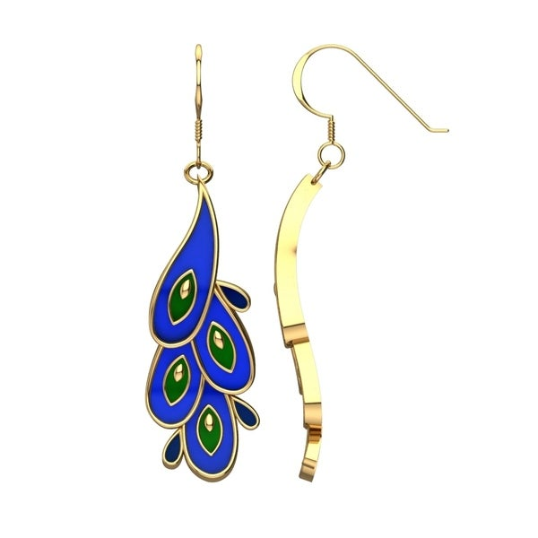 Shop Solid Sterling Silver Multiplicity Enamel With Yellow