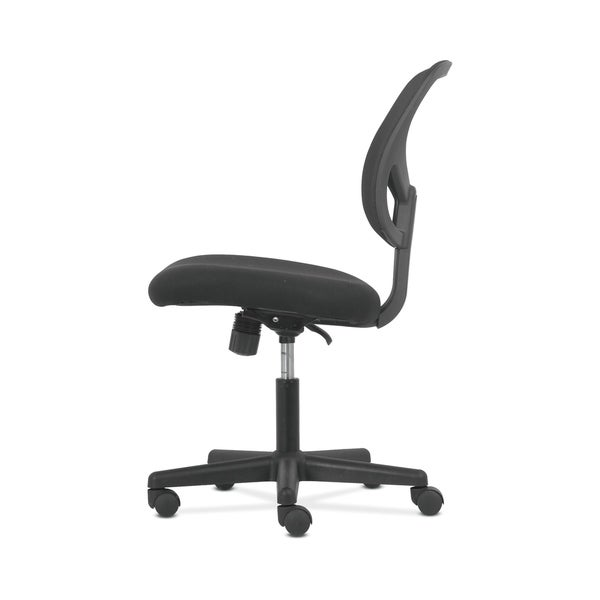 HVST101 Ergonomic Computer//Office Chair Sadie Swivel Mid Back Mesh Task Chair Without Arms