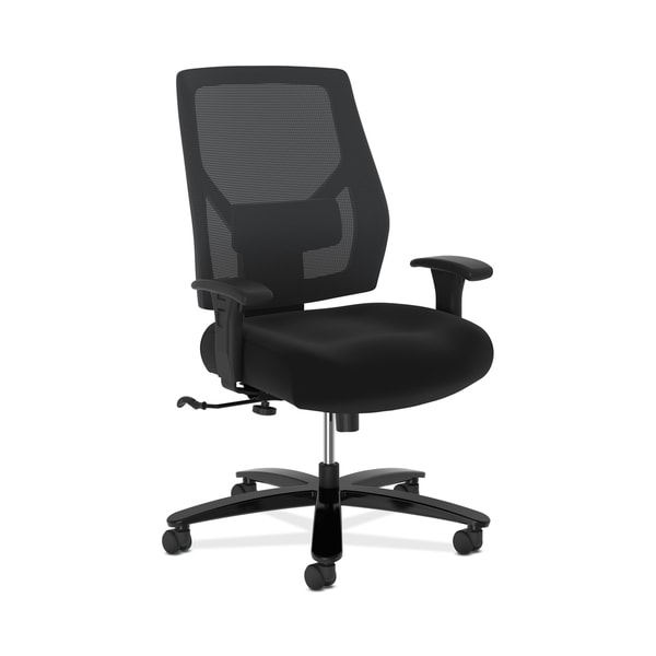 Shop HON Crio High-Back Big and Tall Chair - Fabric Mesh ...