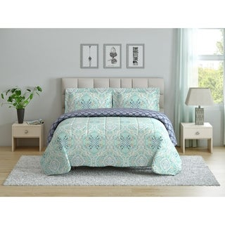 Peach & Oak Comforter Set - Hannah Ogee