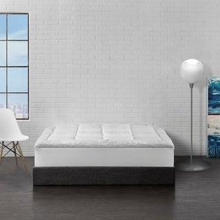 Arctic Chill Super Cooling Mattress Topper - White