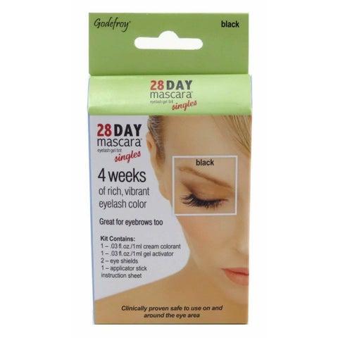 Godefroy 28 Day Mascara Single 4 Weeks Black