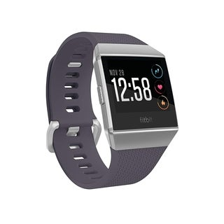 Fitbit Ionic Smartwatch Blue Gray/ Silver