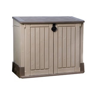 Keter Store-It-Out MIDI Outdoor Plastic Resin Horizontal Storage Shed