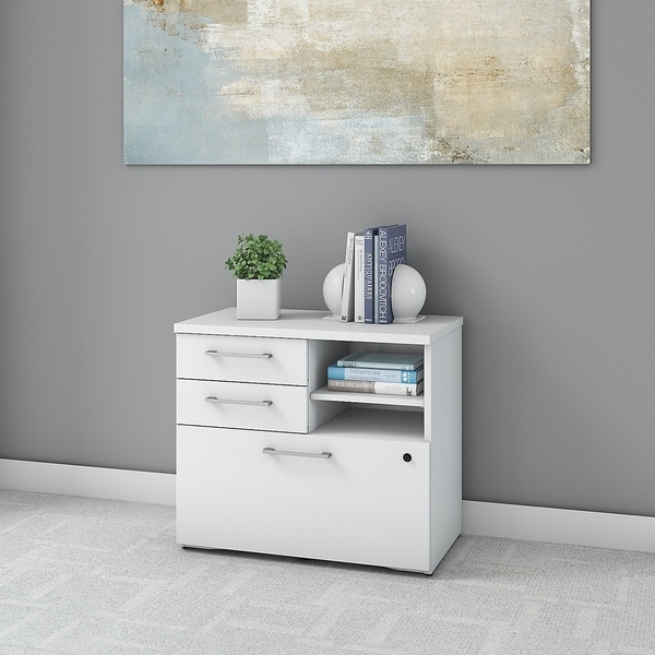 Business Furniture Shop: Shop Bush Business Furniture 400 Series 30W File Cabinet