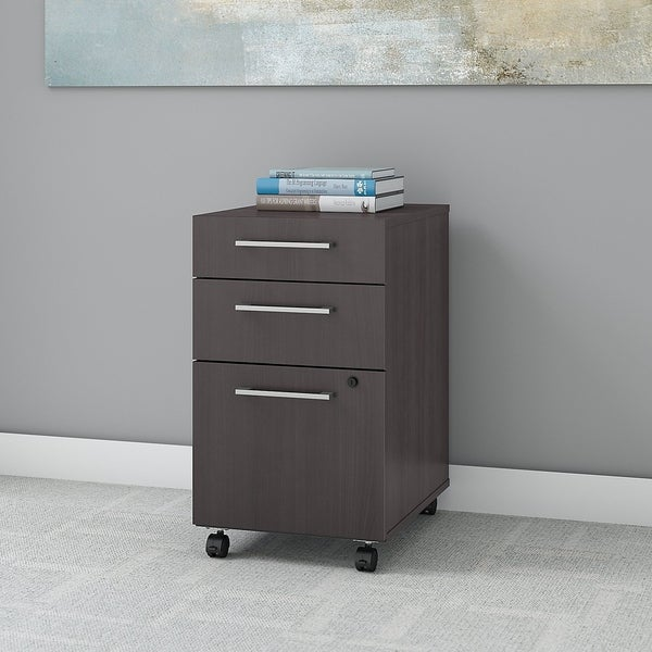 Business Furniture Shop: Shop Bush Business Furniture 400 Series 3 Drawer Mobile