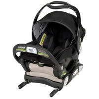Muv Kussen Infant Car Seat, Mystic Black