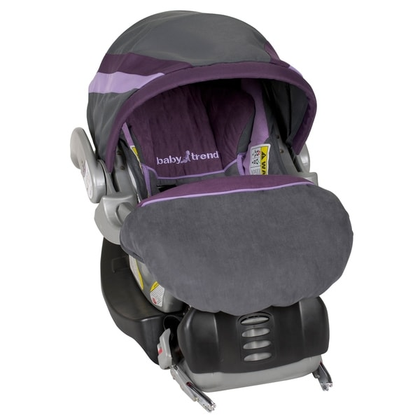 Baby Trend Flex Loc Car Seat, Iris