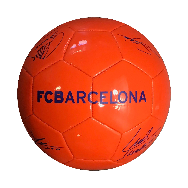 SZ. 5 Rhinox FC Barcelona Soccer Official Size Soccer Ball 099