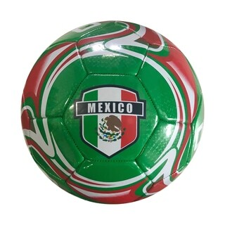 Icon Sports Mexico Official Size 5 Regulation Soccer Ball