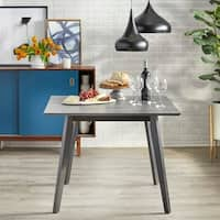 angelo:HOME Grayson Dining Table - Grey