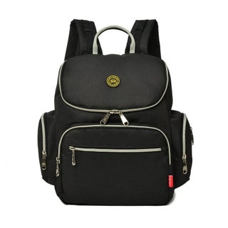 Baby Diaper Bag Mommy Bag Travel Backpack With Stroller Straps Shoulder Bag