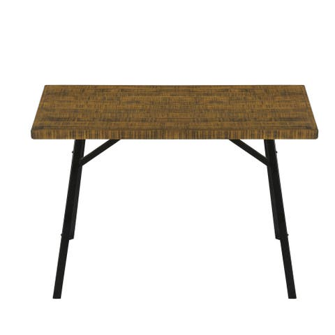 Sleeplanner Wood and Metal Tall 30 table 30TB01M
