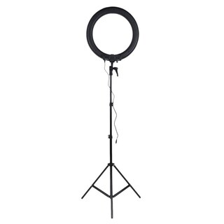 7Feet Height Adjustable LED Studio Photographic Ring Light Bracket Stand