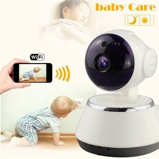 720P/721P/722P P2P Wireless Wifi IP Camera Mini Wifi Monitoring Security - WHITE