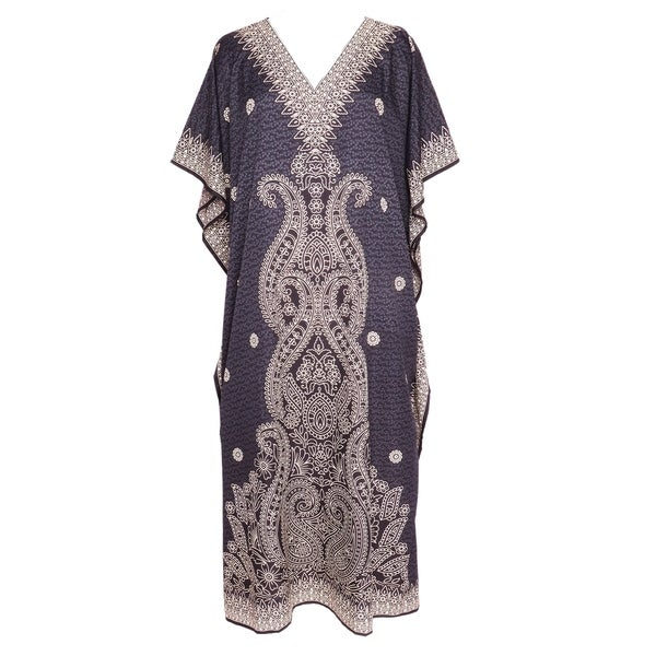 a47e4298dff Kaftan Dress Caftan Beach Cover Up Gown Beach Women African Plus Size