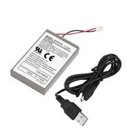 2000mAh Rechargeable Battery Pack for Sony Playstation PS4 Controller Cable
