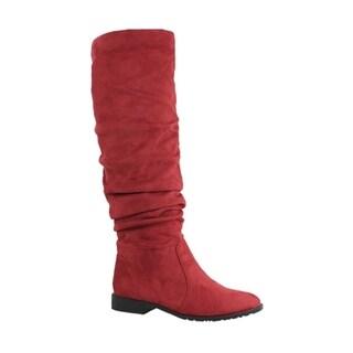 YOKI-ANORA-40 Women's Knee high Boots