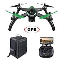 Contixo F20 RC Remote App Controlled Quadcopter Drone - 1080p HD WiFi Camera, Follow Me, Auto Hover, Auto Return, 1-Key Takeoff