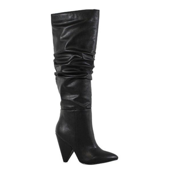 5981191ba16 Shop YOKI-URANUS-02 Women s Knee high Boots - Free Shipping On Orders Over   45 - Overstock.com - 23129944