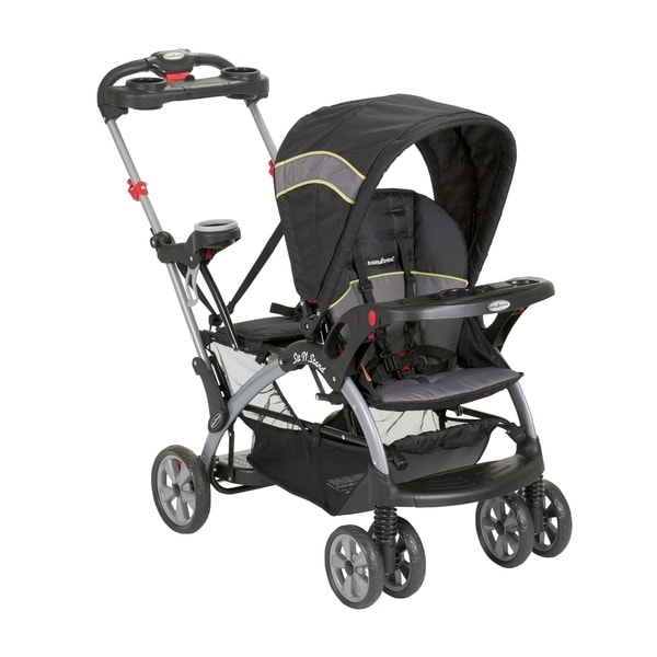 Shop Baby Trend Sit N Stand Ultra Stroller Reseda Free Shipping