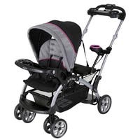 Baby Trend Sit n Stand Ultra Stroller,Millennium Raspberry