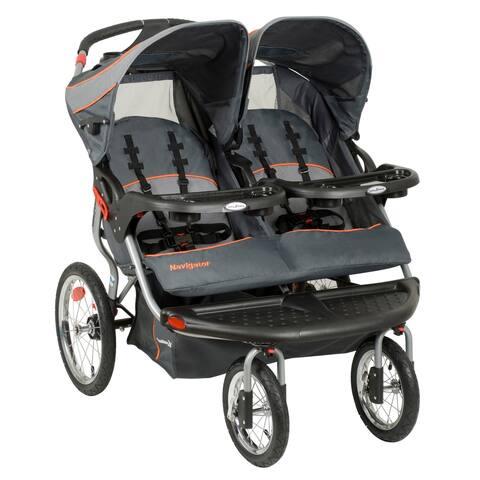 Baby Trend Navigator Double Jogger,Vanguard