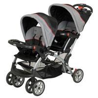 Baby Trend Sit n Stand Double Stroller,Millennium