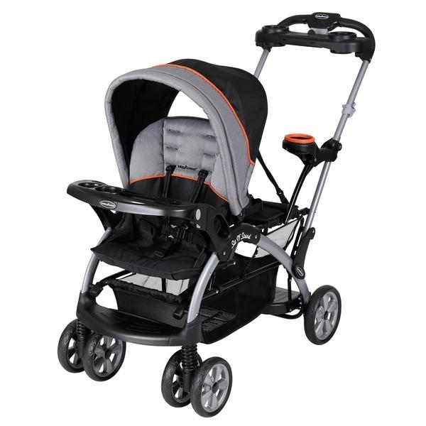 Shop Baby Trend Sit N Stand Ultra Stroller Millennium