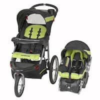 Baby Trend Expedition Jogger Travel System,Electirc Lime