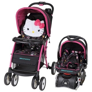 Baby Trend Venture Travel System, Hello Kitty Daisy