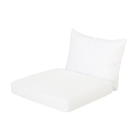 Antibes Outdoor Weather-Resistant Cushions for Club Chairs by Christopher Knight Home