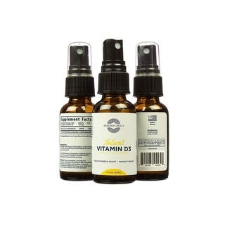 Immunaturals 1-ounce Vitamin D3 Spray