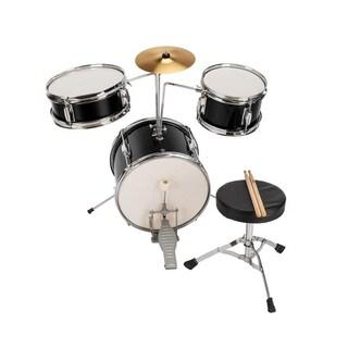 13 inch 3-Pieces Junior Junior Starter Drum Set Kids Drum Kit