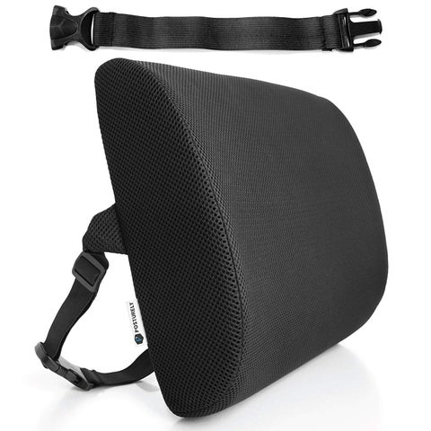 Lumbar Support Pillow for Car or Chair