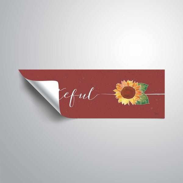 ArtWall Fall IV color Removable Wall Art Mural