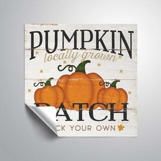 ArtWall Pumpkins patch Removable Wall Art Mural