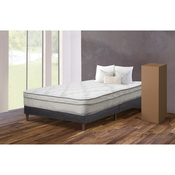 Shop Purest Of America Amber 6 Olympic Queen Mattress On Sale