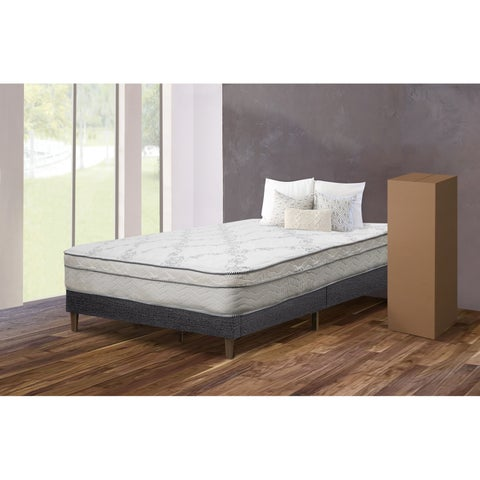 "Purest of America® Amber 10"" Full XL Mattress"