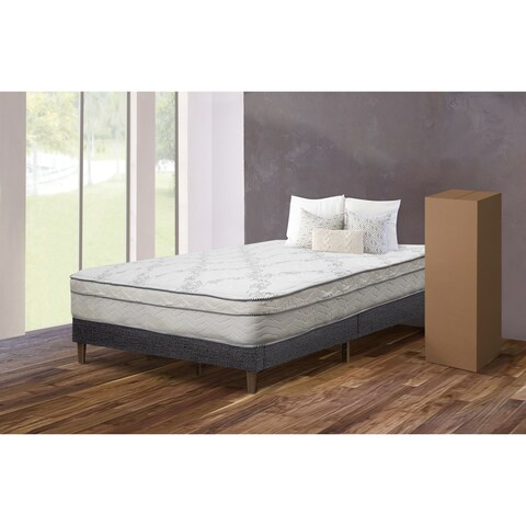 "Purest of America® Amber 14"" Full Mattress"