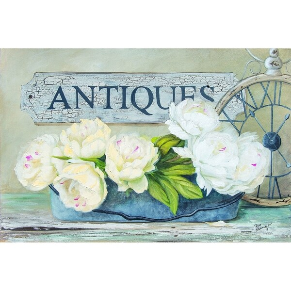 Decorative Wall Sign- Antiques