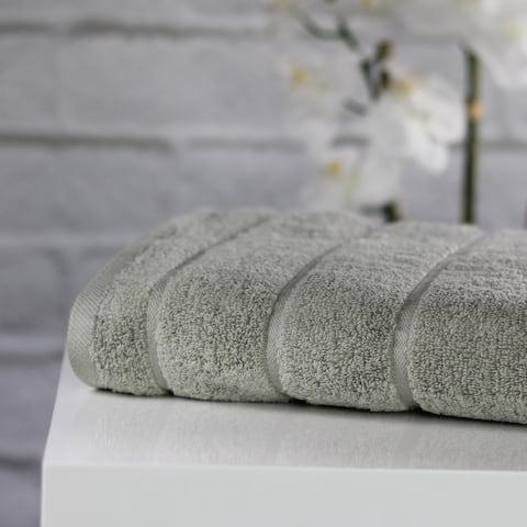 Oh Hello Solid Bath Towel