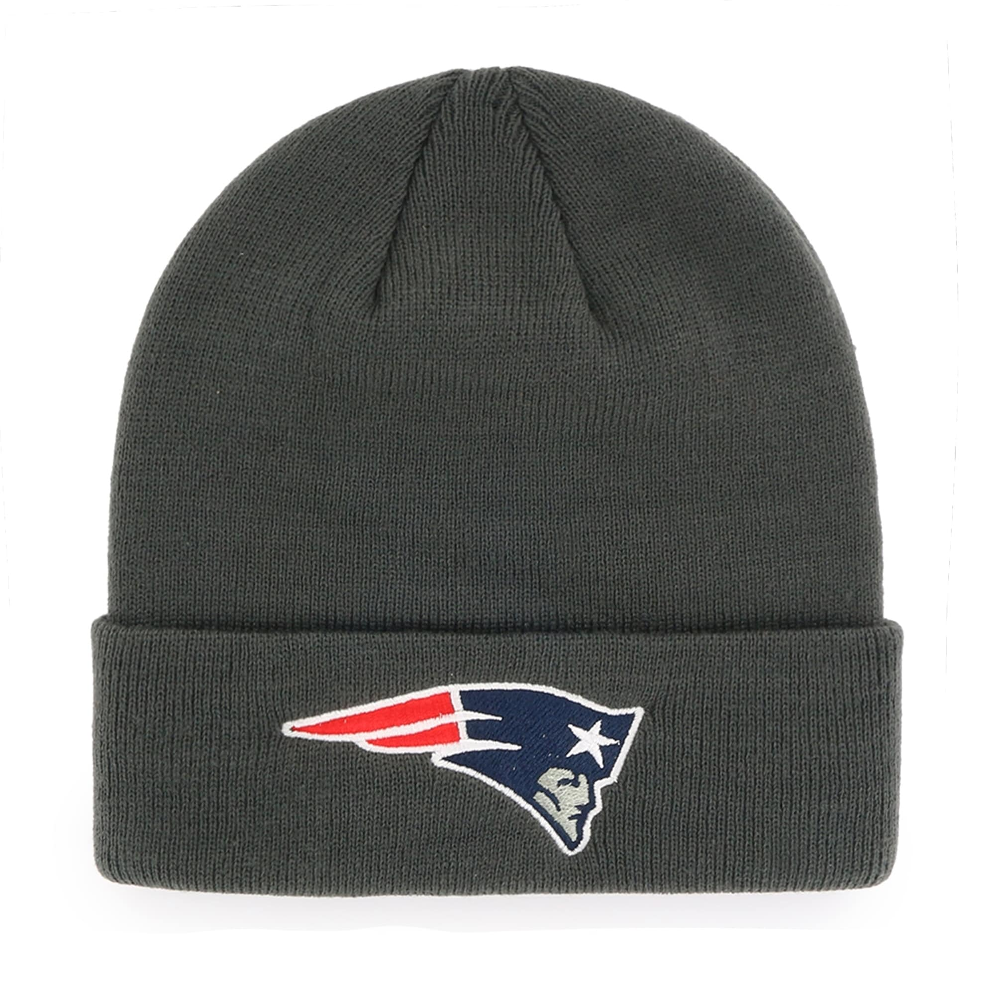 f0ce2c435b7cc NFL New England Patriots Cuff Knit Beanie 190182476547