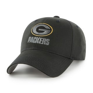 Link to NFL Green Bay Packers Black Classic Adjustable Hat Similar Items in Fan Shop